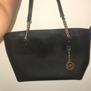 Michael Kors Chain Tote Bag